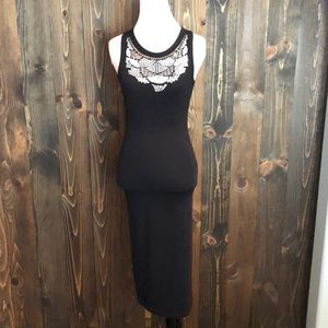 Beautiful Express Dress w/silver design